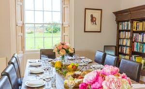 Pound Farm - The Dining Room is the perfect setting for a celebratory feast