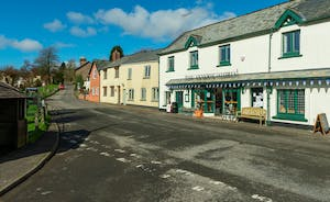 Pitsworthy: The owners of Pitsworthy rescued the village shop from closure