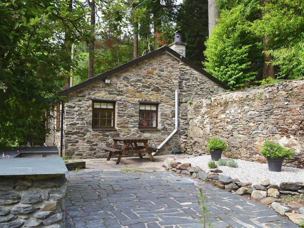 luxury self catering cottage Beddgelert
