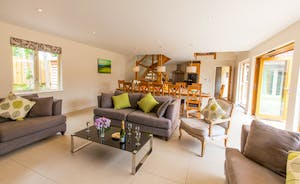 Ramscombe - Such a light and airy open plan living space