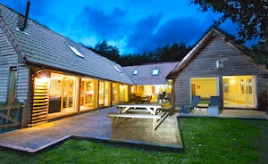 Foxcombe - A luxurious holiday lodge in Somerset for 14