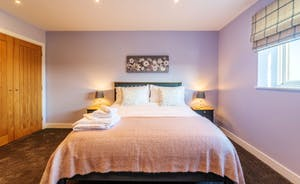 The Piggery - Master Bedroom