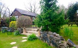 Garden & Woodside Lodge